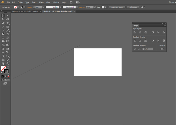 how to duplicate document in illustrator