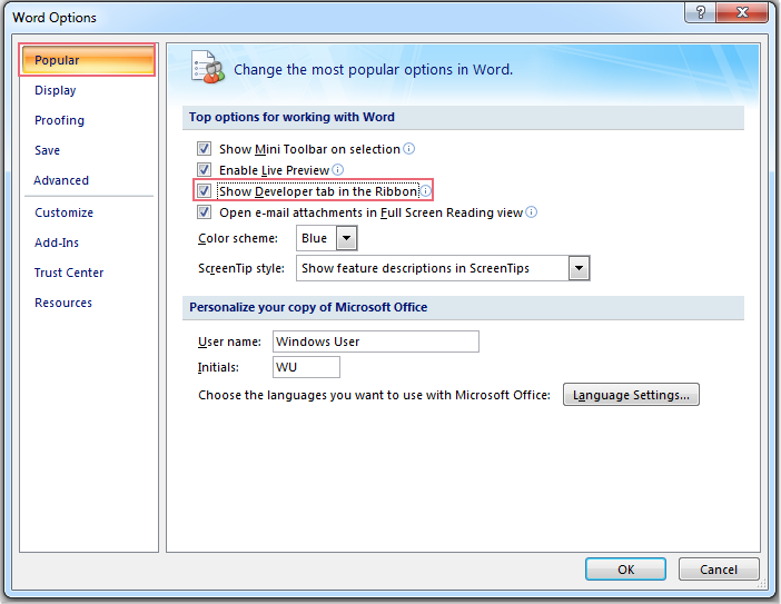 how to insert pdf document into a word document