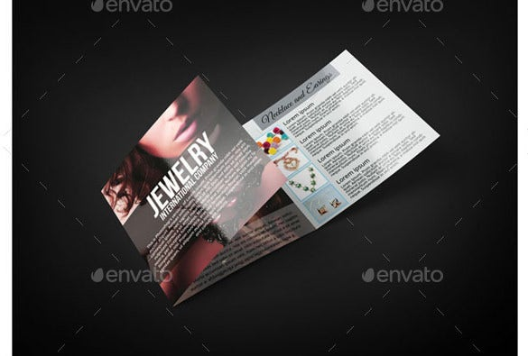 how to makea word document into a brochure