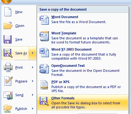 how to save a word document as a jpeg image