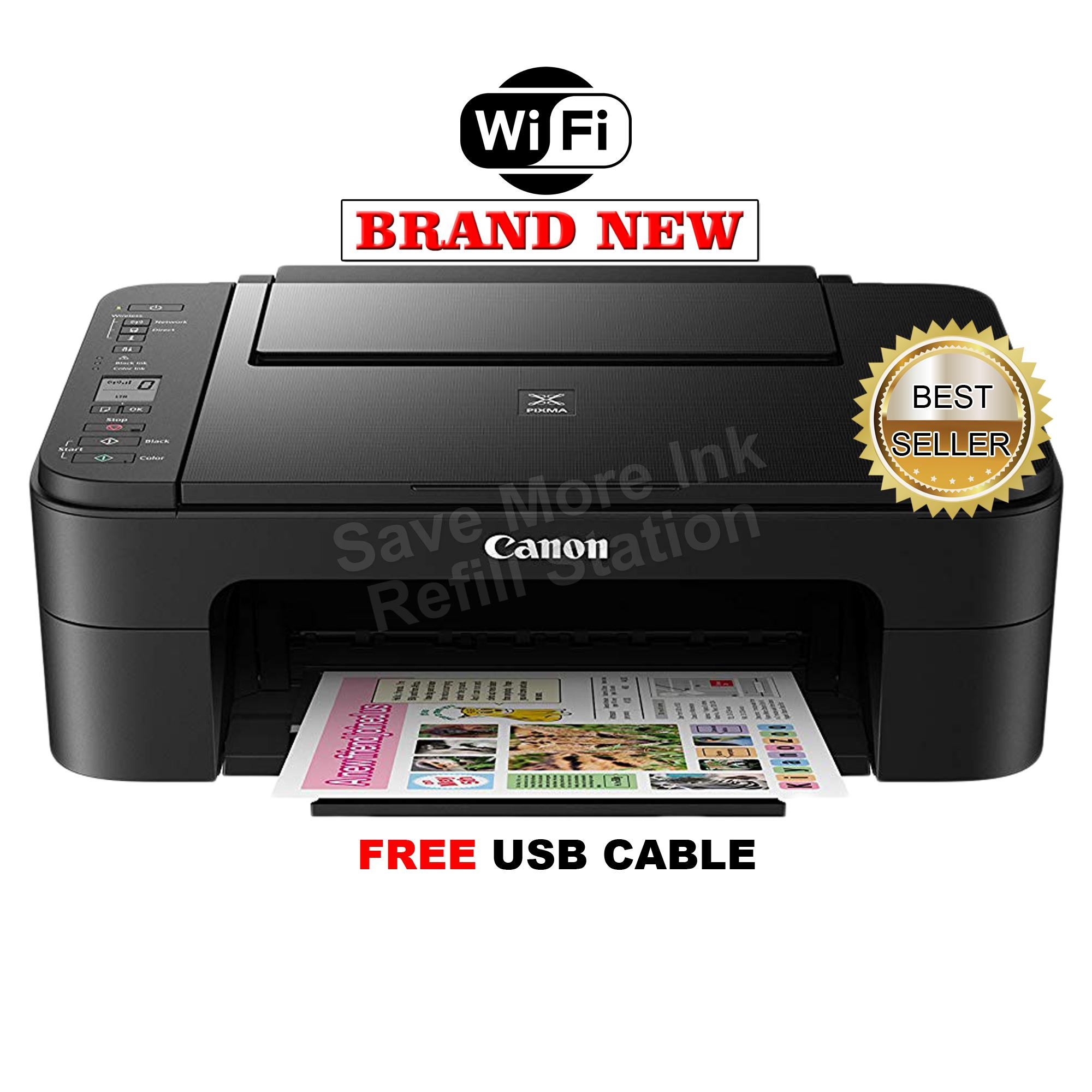 how to scan a document from canon printer to computer