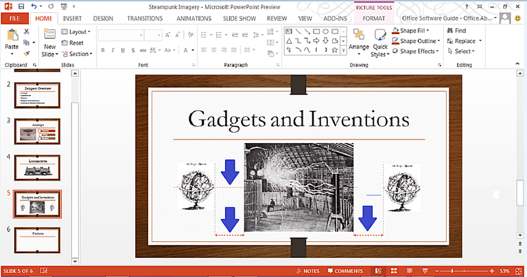 insert multiple page word document into powerpoint