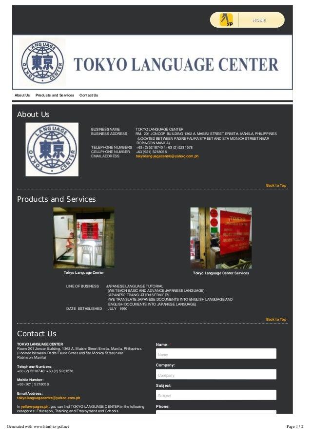 japanese document translation services manila