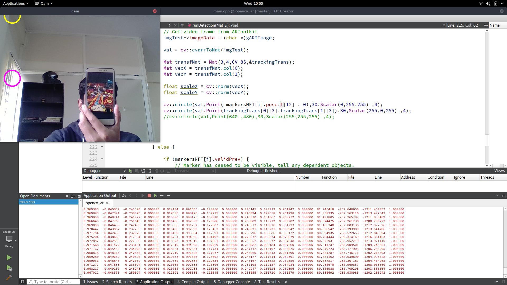 opencv 3.4 documentation