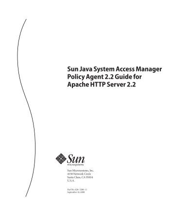 oracle access manager documentation