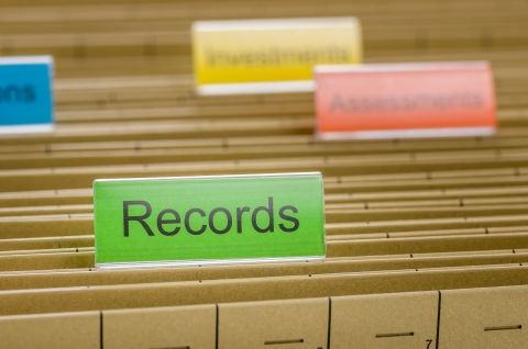 record keeping and documentation for whs