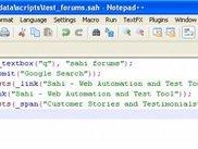 sahi automation tool documentation