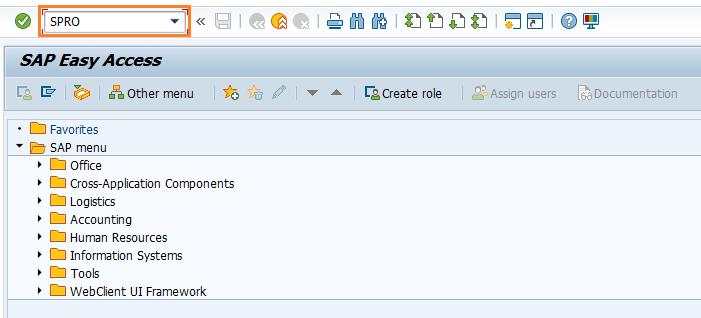 sap document types transaction code