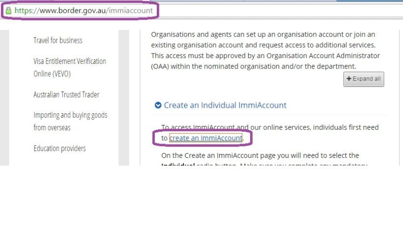 subclass 820 801 document checklist