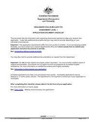 subclass 820 application document checklist