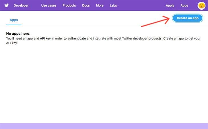 twitter developer api documentation