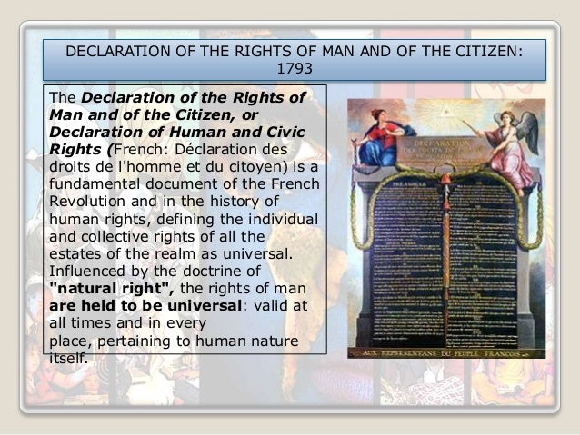 universal document of human rights