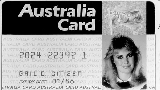 what is a national identity document in australia