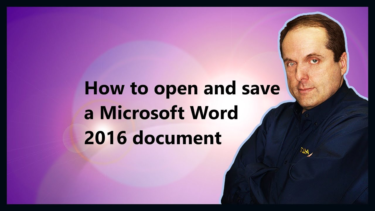 word 2016 unable to save document