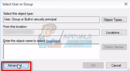 word cannot open the document user does not have privileges